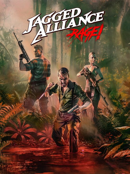 Jagged Alliance: Rage! (2018) PC