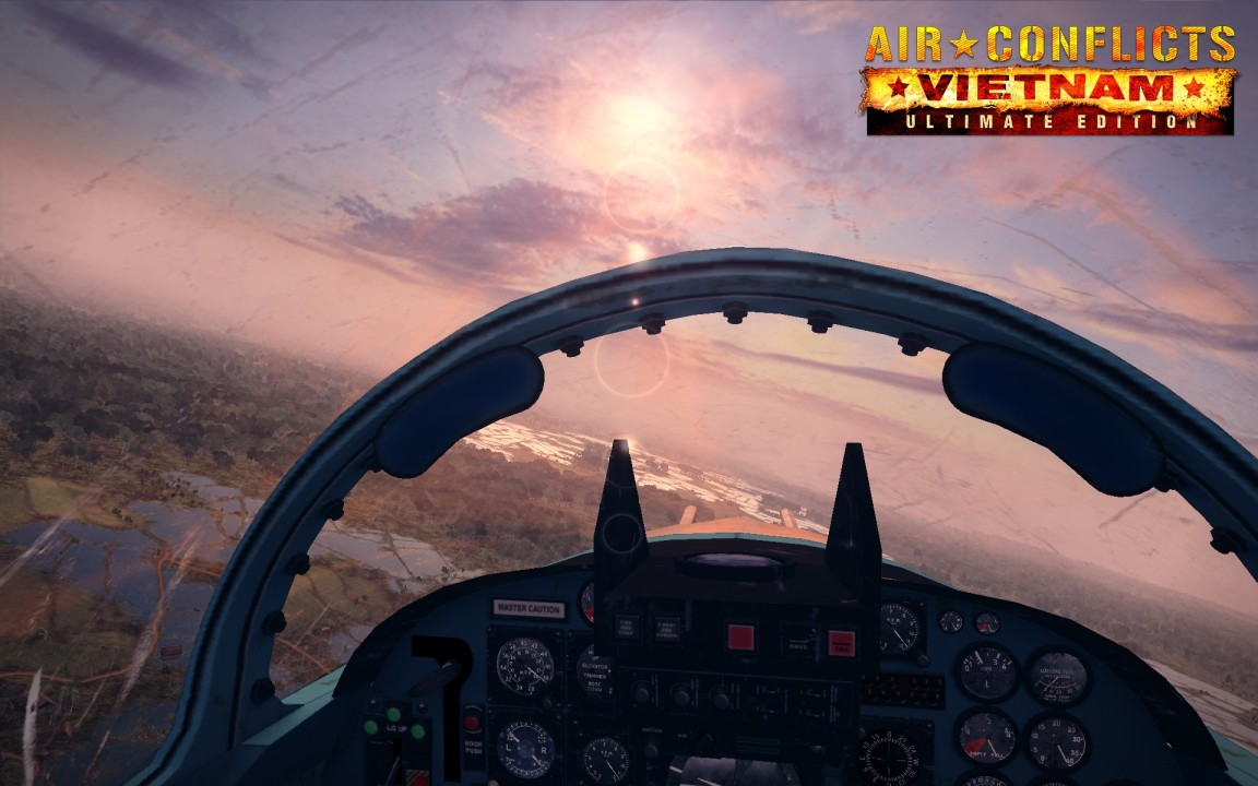 Скриншот Air Conflicts: Vietnam - Ultimate Edition [v.1.0] (2013) PC