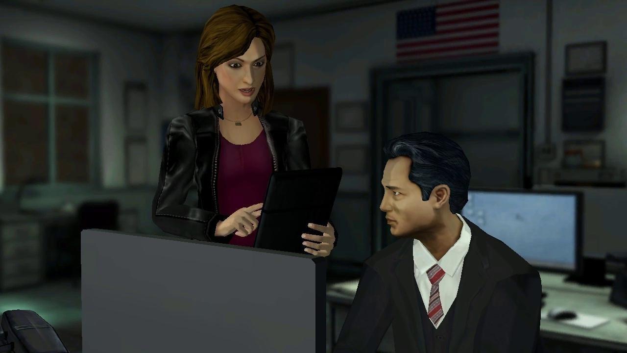 Скриншот Law and Order: Legacies (2012) РС