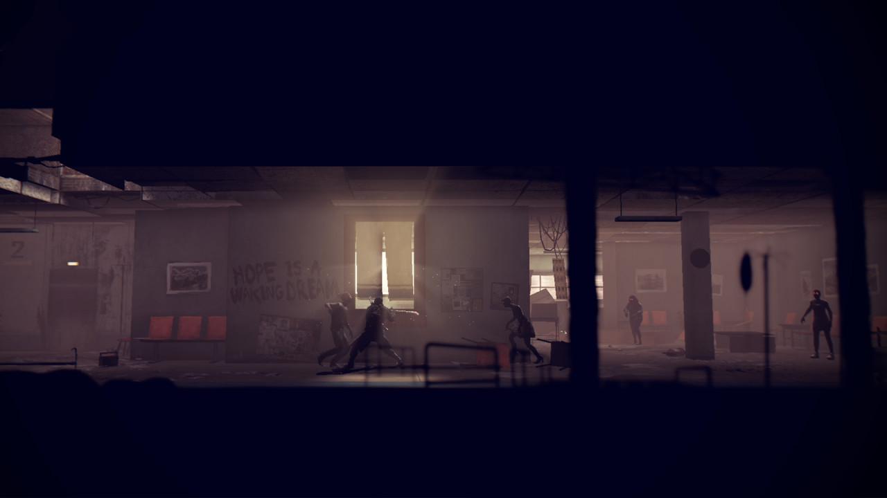 Скриншот Deadlight (2012) PC
