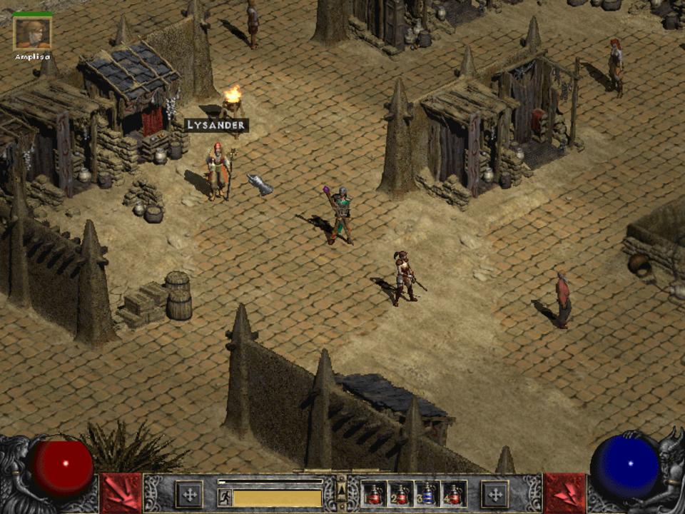 Diablo 2 скачать торрент на пк бесплатно на русском языке.