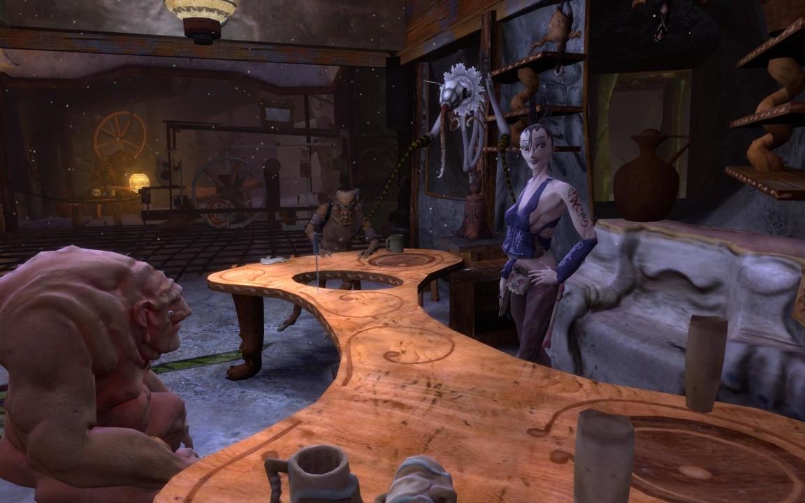 Скриншот Zeno Clash - Дилогия (2009-2013) PC | RePack от R.G. Механики