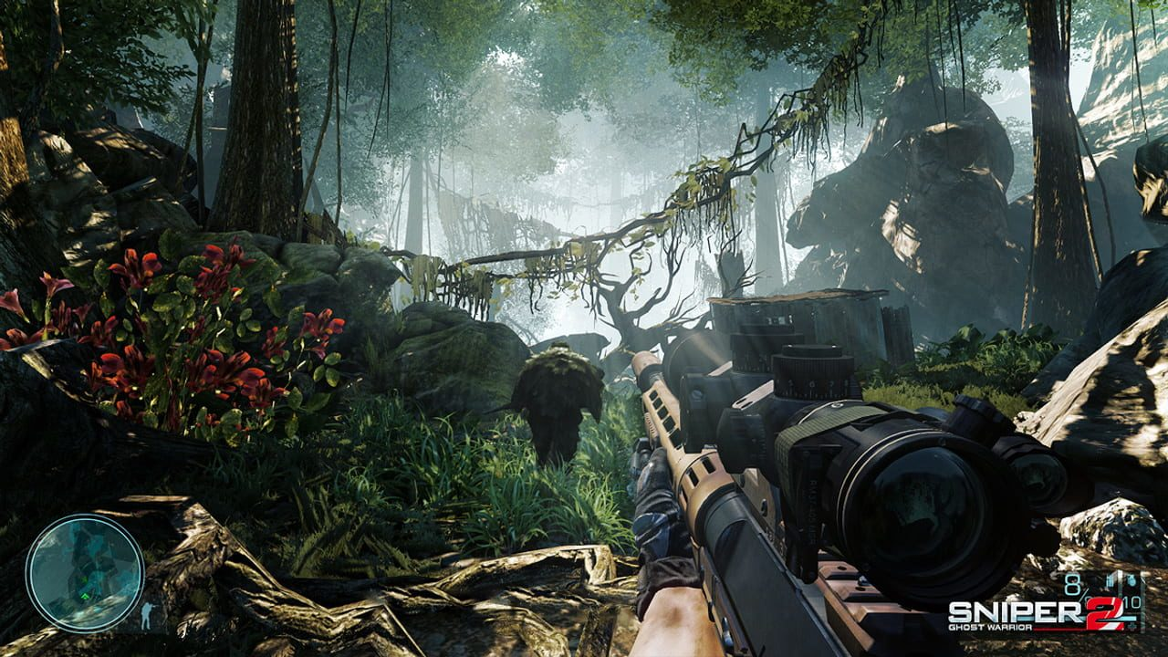 Скриншот Sniper: Ghost Warrior 2 [v.1.09] (2013) РС