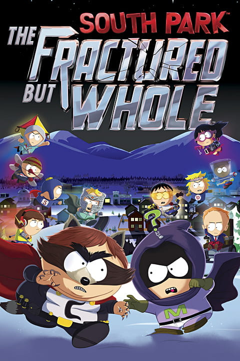 South Park: The Fractured But Whole - Gold Edition (2017) PC