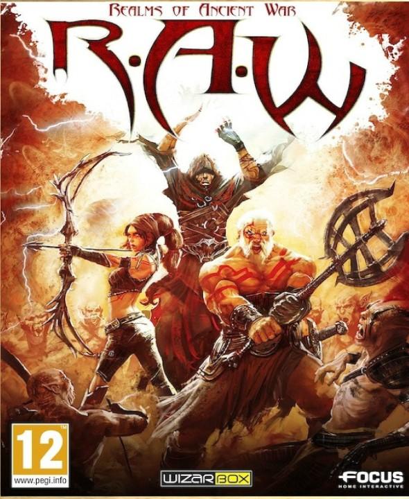 R.A.W.: Realms of Ancient War (2012) PC | RePack от R.G. Механики