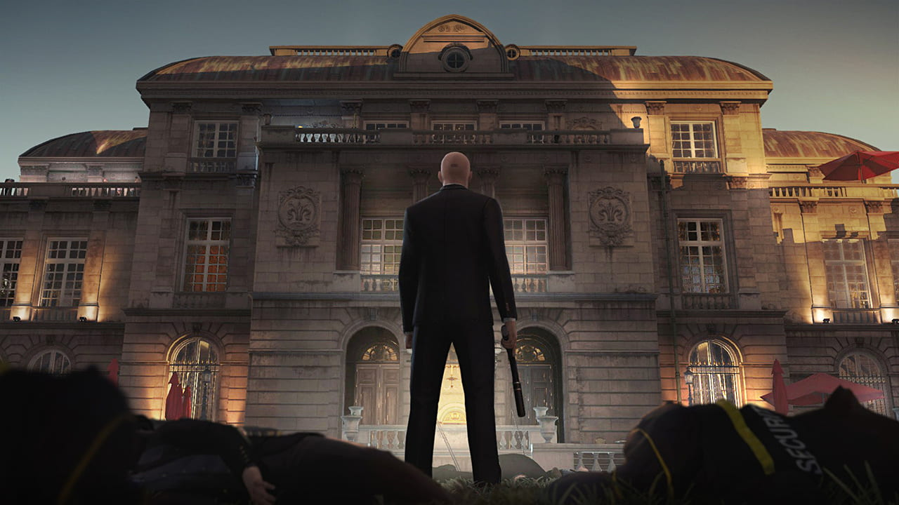 Скриншот Hitman: The Complete First Season (2016) PC