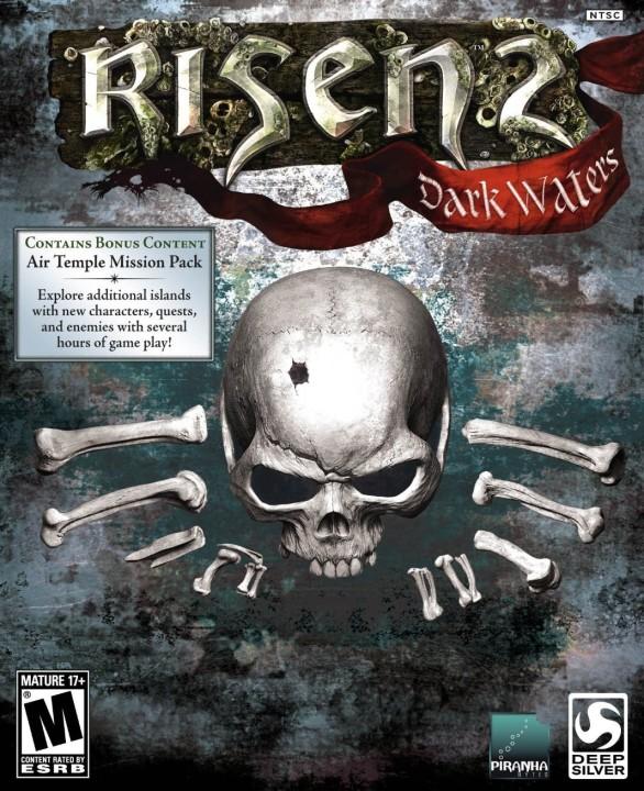Risen 2: Темные воды / Risen 2: Dark Waters (2012) PC   RePack от R.G. Механики