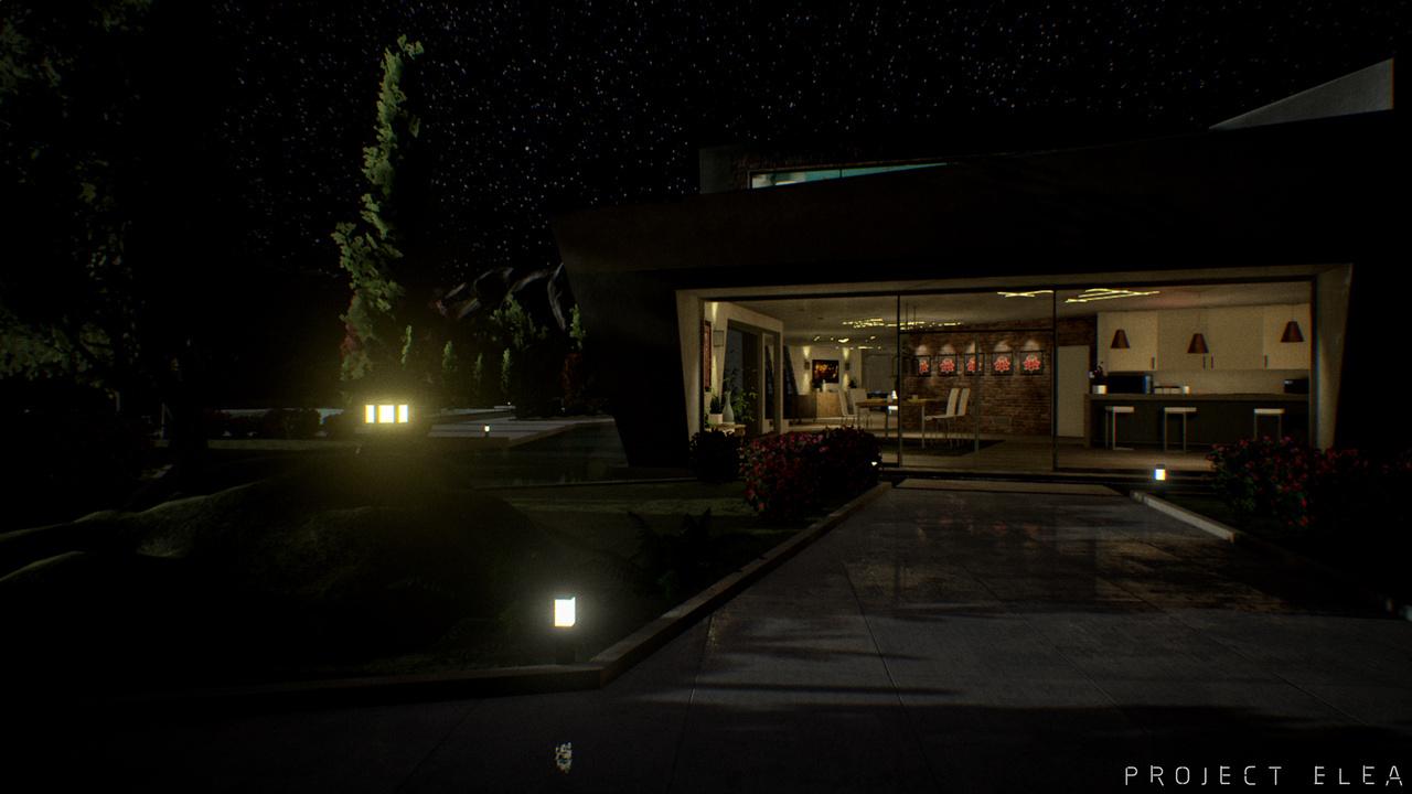 Скриншот Elea - Episode 1 (2018) PC