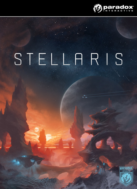 Stellaris: Galaxy Edition [v 1.8.2 + DLC's] (2016) PC
