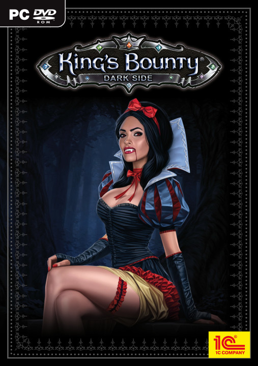 King's Bounty: Темная Сторона / King's Bounty: Dark Side (2014) PC | RePack от R.G. Механики
