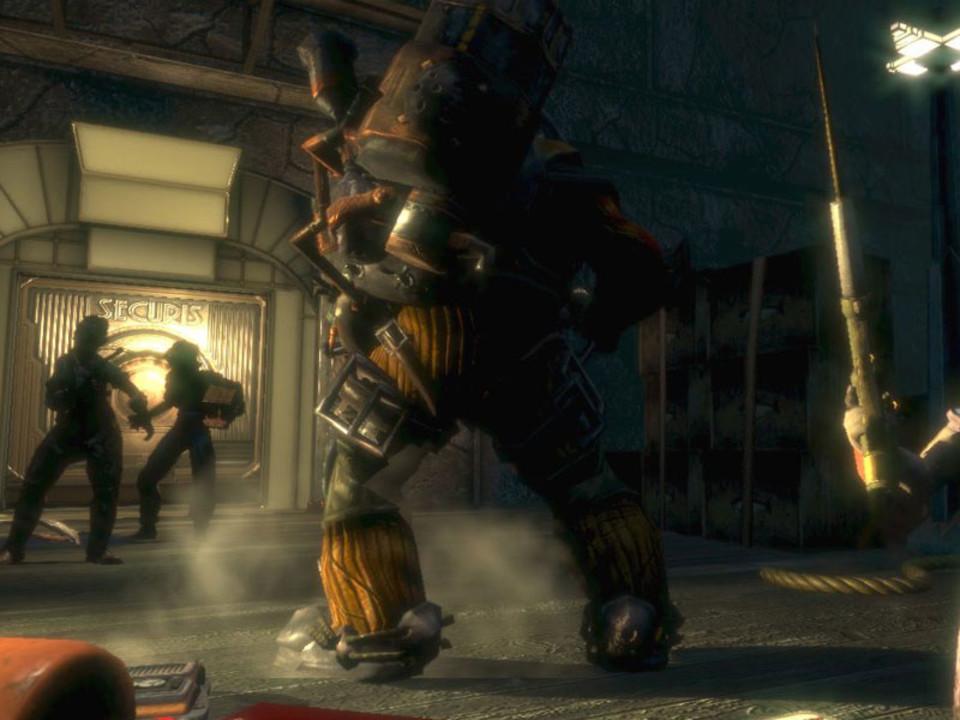 Скриншот BioShock (2007) PC   RePack от R.G. Механики