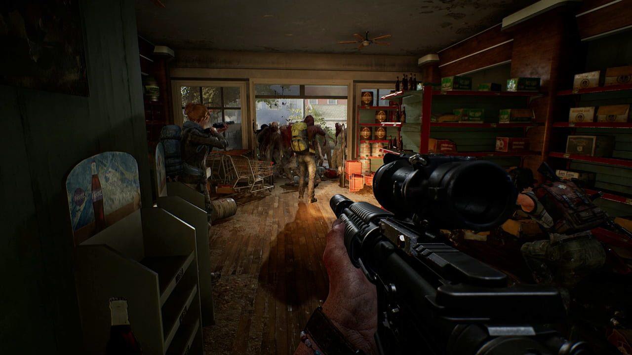 Скриншот Overkill's The Walking Dead (2018) PC