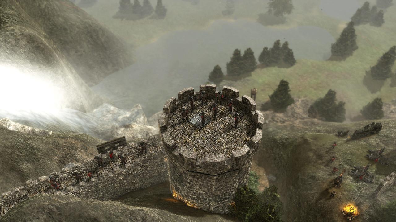 Скриншот Stronghold - Антология (2005-2014) PC | RePack от R.G. Механики