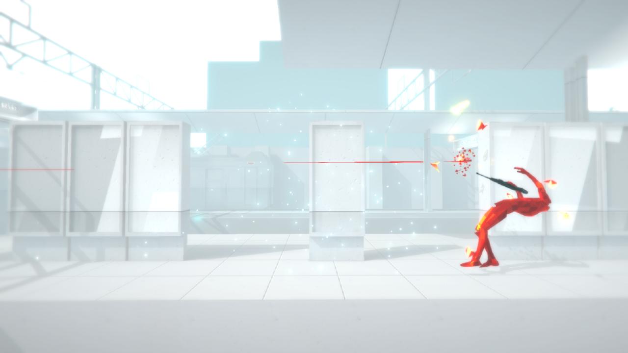 Скриншот Superhot [Update 8] (2016) PC | RePack от R.G. Механики