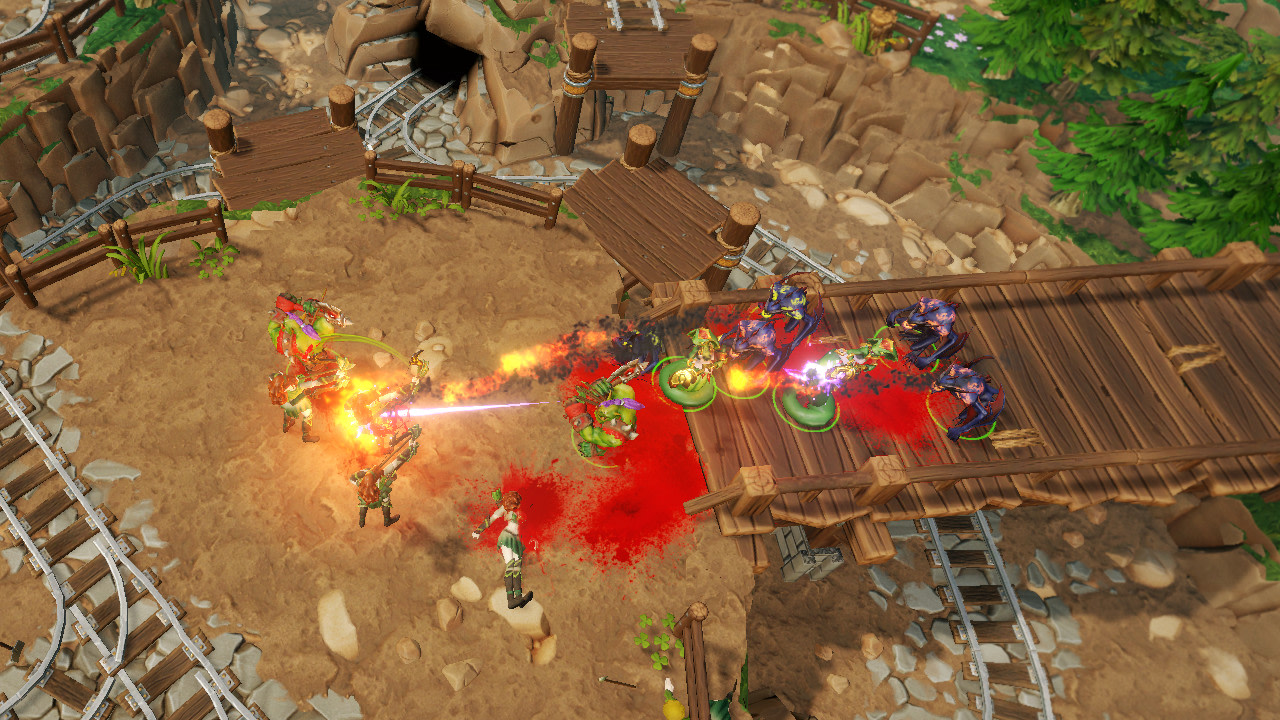 Скриншот Dungeons 3 [v 1.2.1 + 4 DLC] (2017) PC