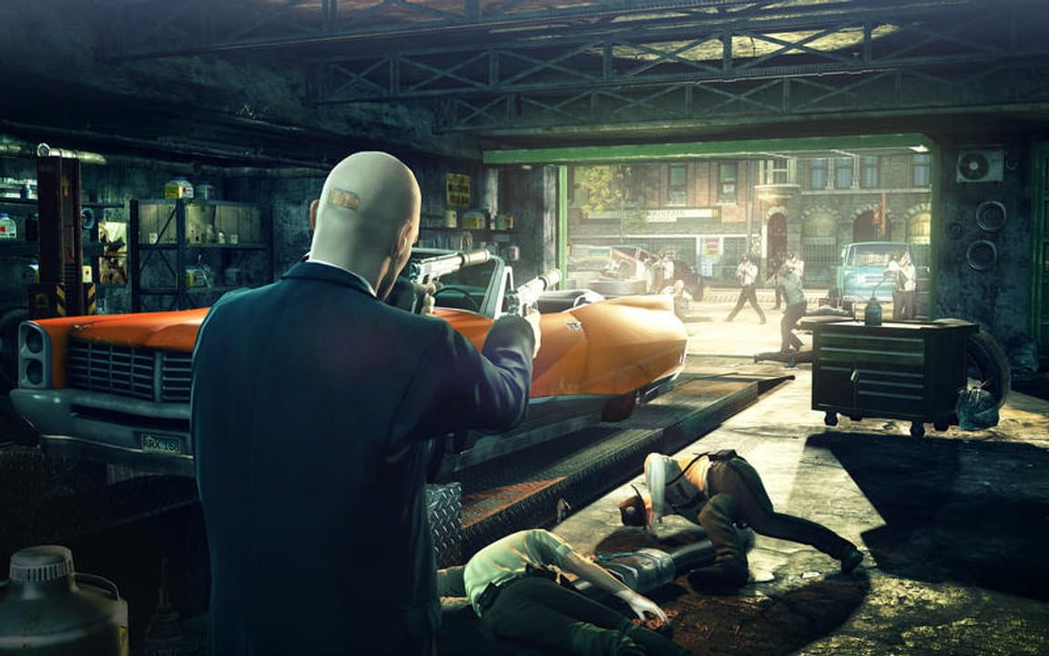 Скриншот Hitman Absolution: Elite Edition (2012) PC