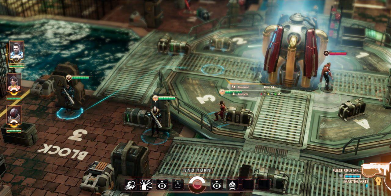 Скриншот Element: Space (2019) PC