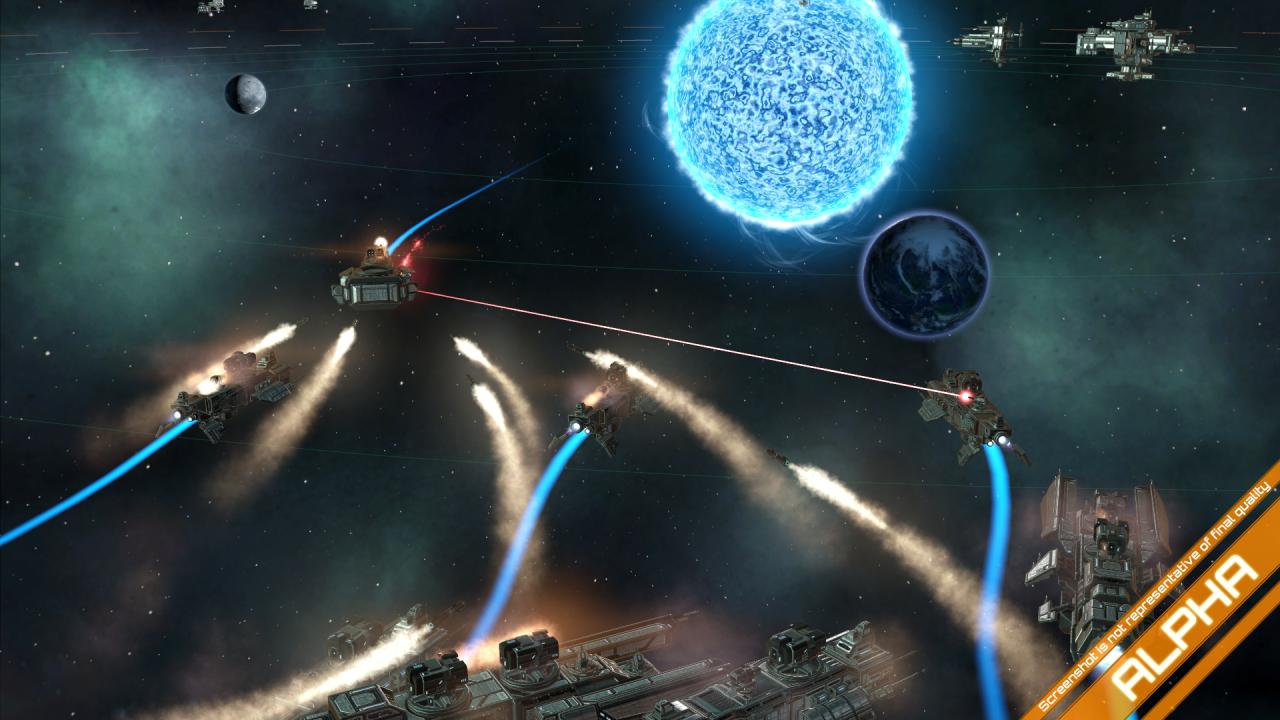 Скриншот Stellaris: Galaxy Edition [v 1.8.2 + DLC's] (2016) PC