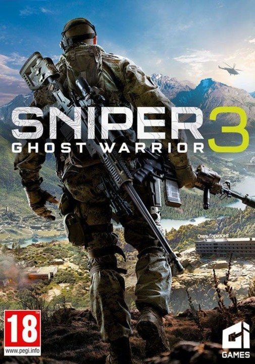 Sniper Ghost Warrior 3: Season Pass Edition [v 1.4 + DLCs] (2017) PC