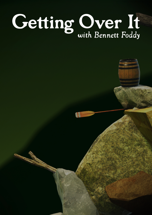 Getting Over It with Bennett Foddy [v 1.5] (2017) PC