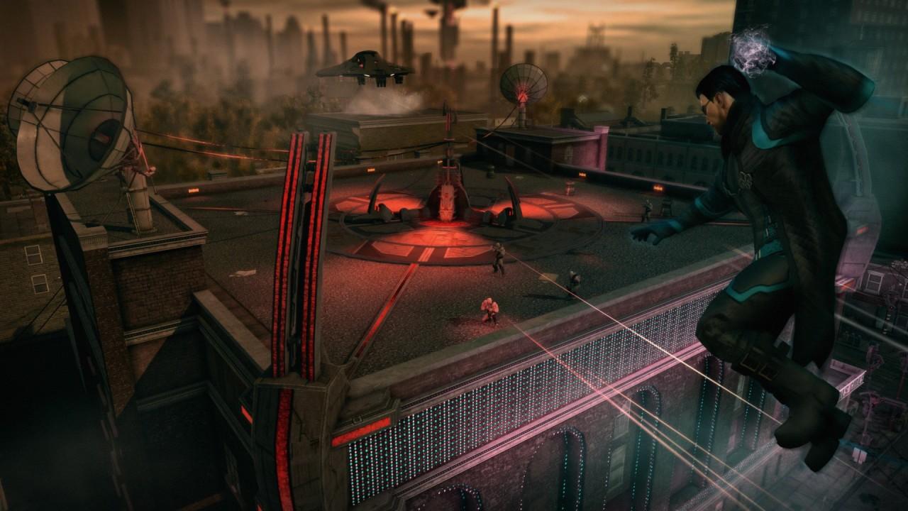 Скриншот Saints Row 4: Game of the Century Edition [GOG] (2014) PC