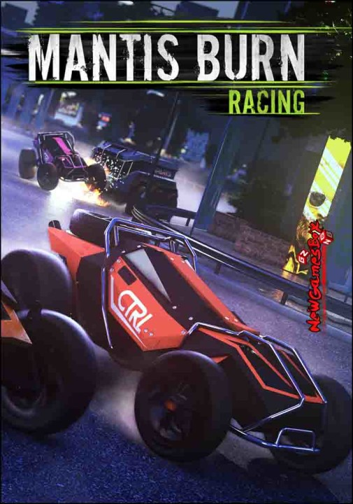 Mantis Burn Racing - Battle Cars (2016) PC