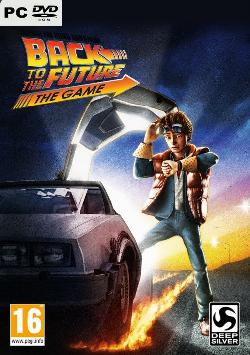 Back To The Future: The Game (2010-2011) PC | RePack от R.G. Механики
