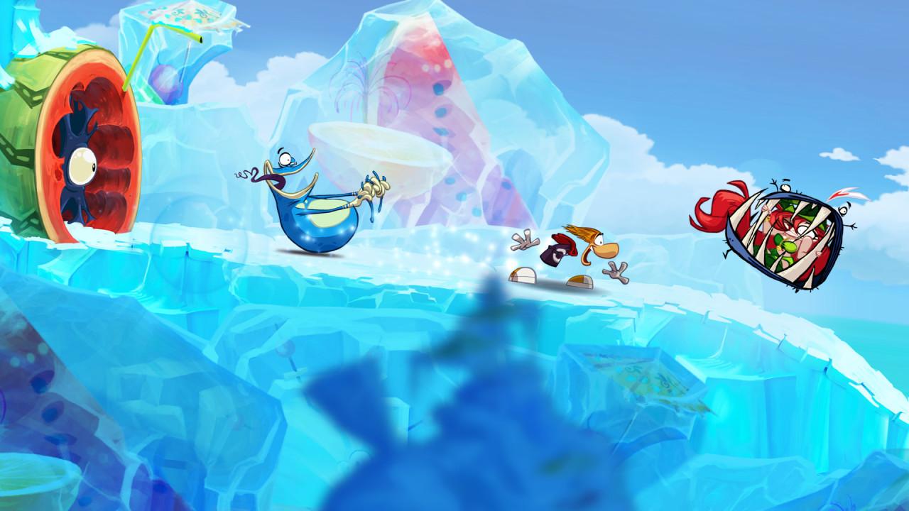 Скриншот Rayman Origins (2012) PC | RePack от R.G. Механики