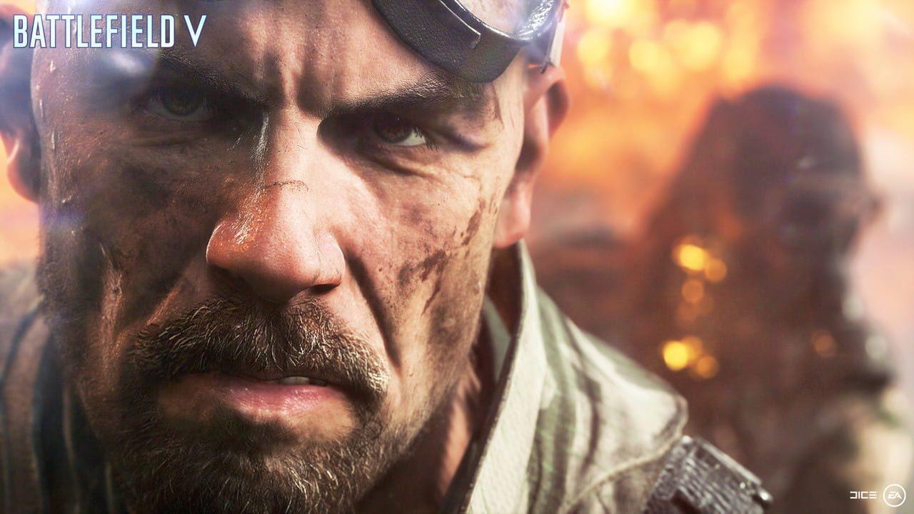 Скриншот Battlefield V (2018) PC