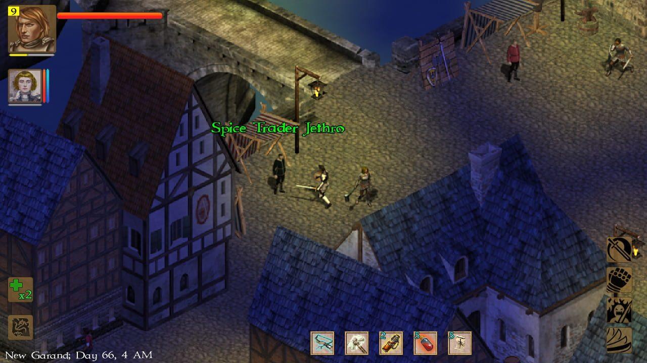 Скриншот Exiled Kingdoms (2018) PC