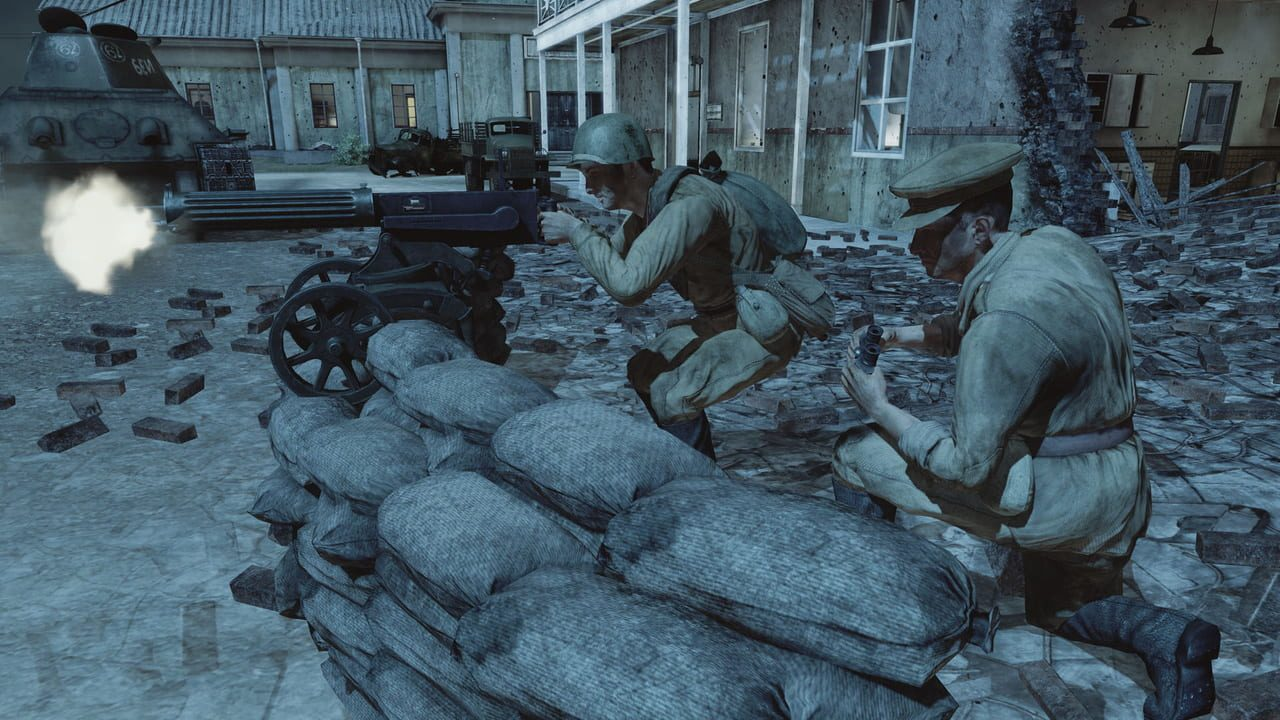 Скриншот Red Orchestra 2: Heroes of Stalingrad (2011) PC