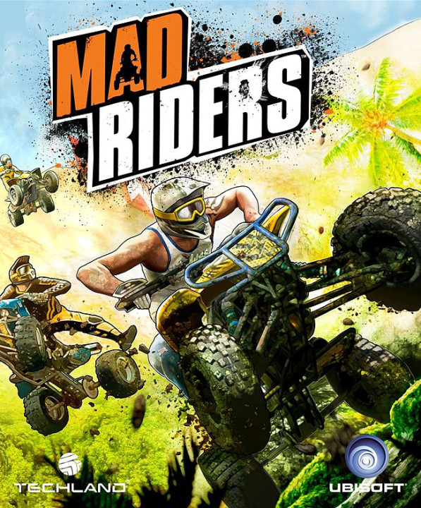 Mad Riders (2012) PC