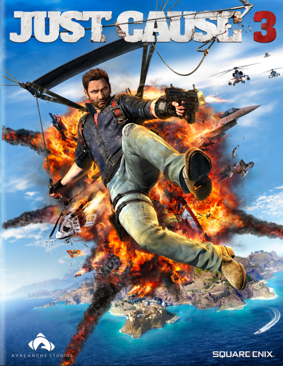 Just Cause: Trilogy (2006-2015) PC | Repack от R.G. Механики