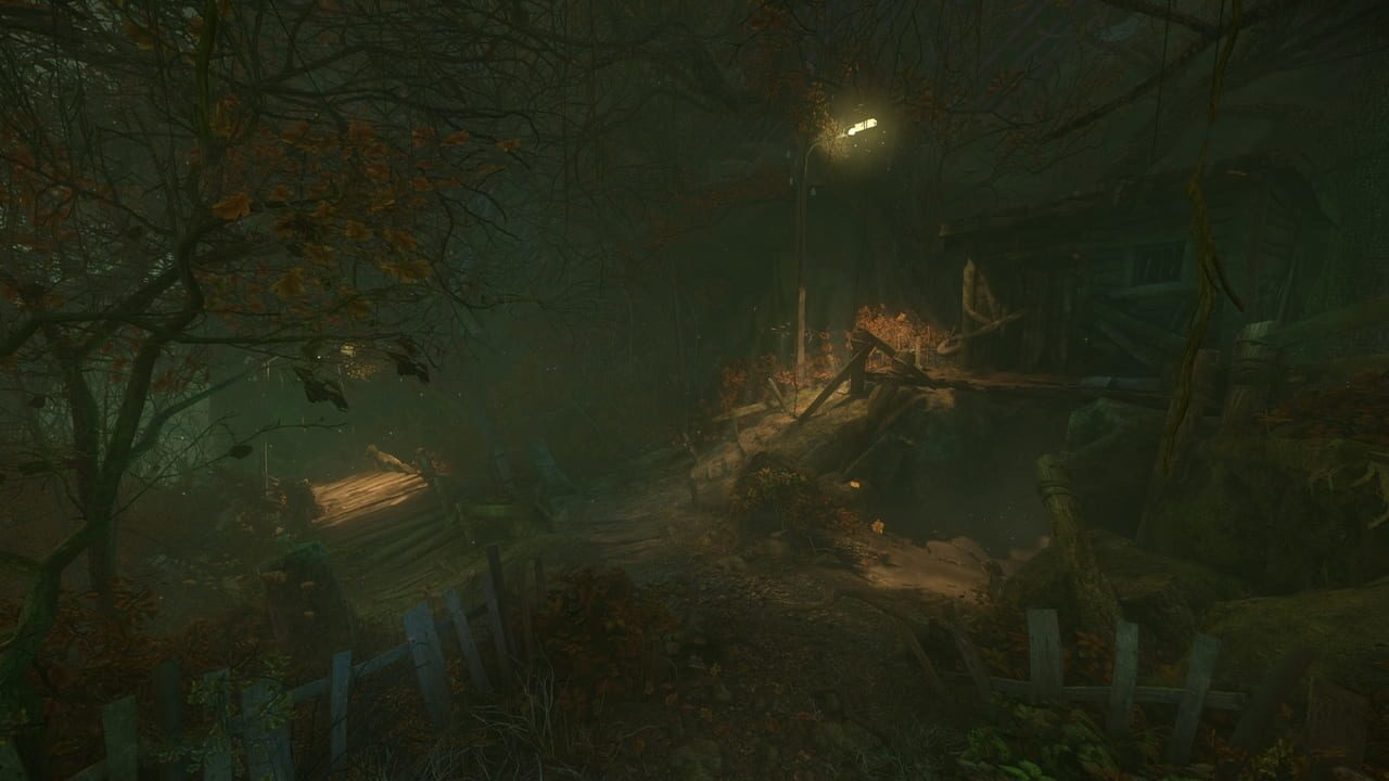 Скриншот The Cursed Forest [v.1.0.3] (2019) PC