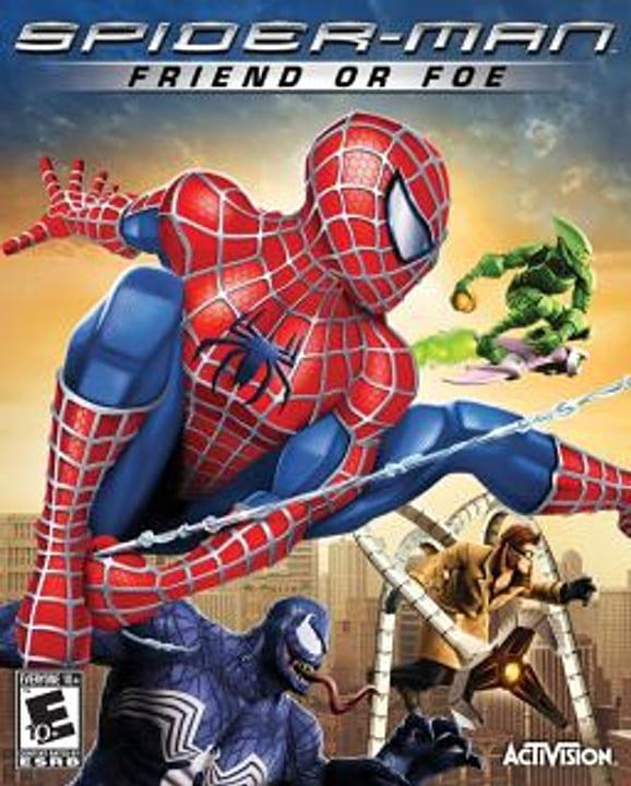 Spider-Man: Friend Or Foe (2007) PC