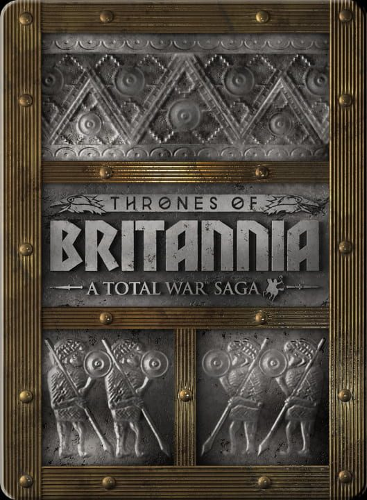 A Total War Saga: Thrones of Britannia (2018) PC