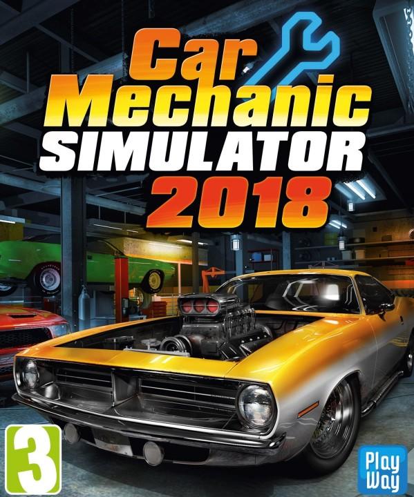 Car Mechanic Simulator 2018 (2017) PC