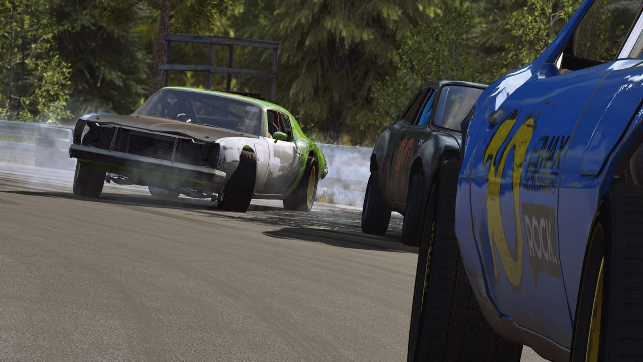 Скриншот Wreckfest (2018) PC