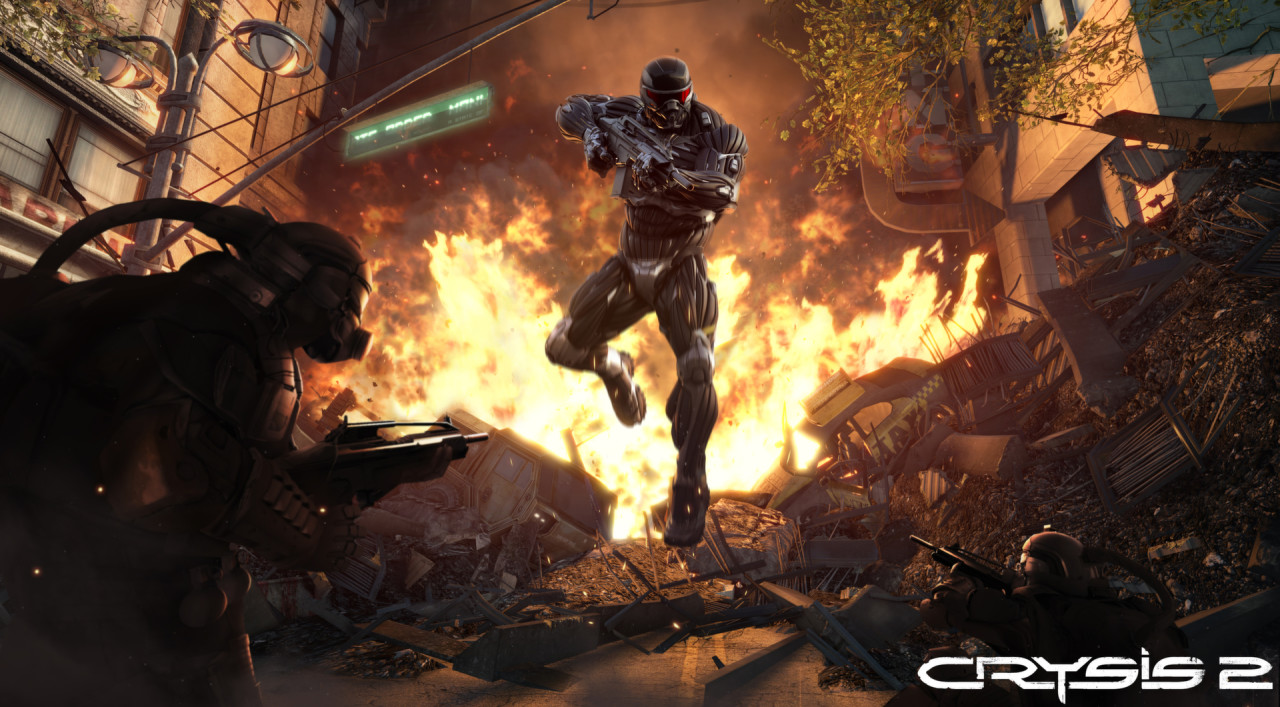Скриншот Crysis Maximum Edition (2007-2011) PC | RePack от R.G. Механики