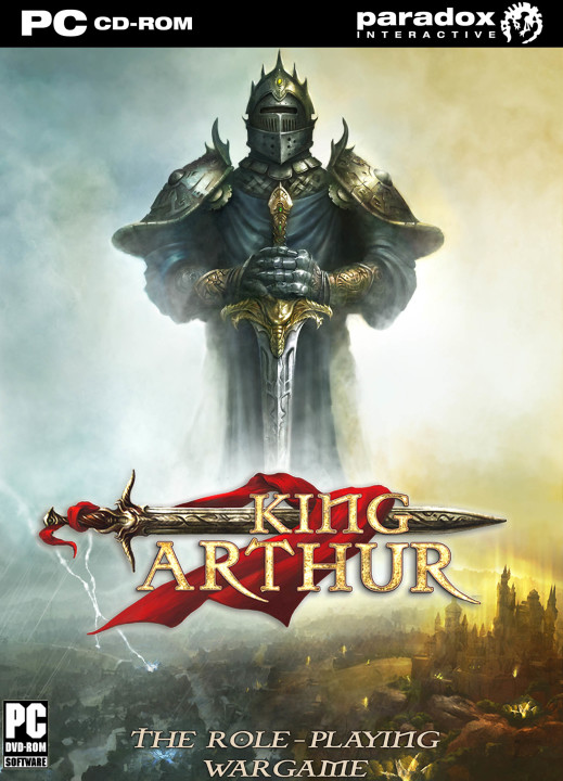 Король Артур 2 / King Arthur 2: The Role-playing Wargame [v 1.1.08] (2012) PC | RePack от R.G. Механики