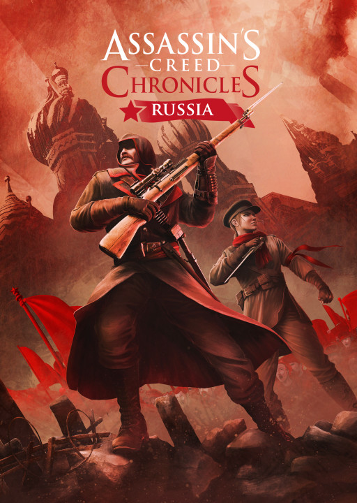 Assassin's Creed Chronicles: Россия / Assassin's Creed Chronicles: Russia (2016) PC