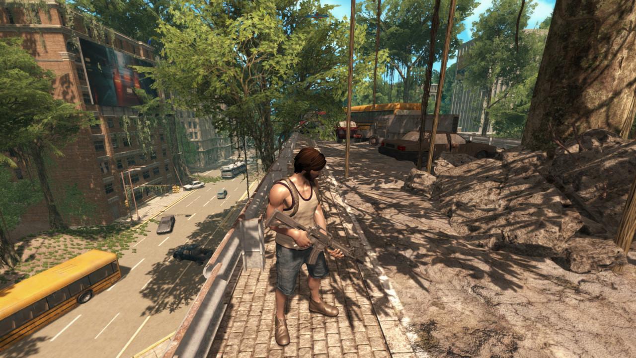 Скриншот Dinosis Survival: Episode 1-2 (2017) PC