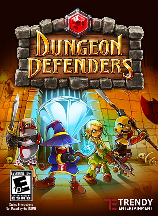 Dungeon Defenders (2011) PC на русском