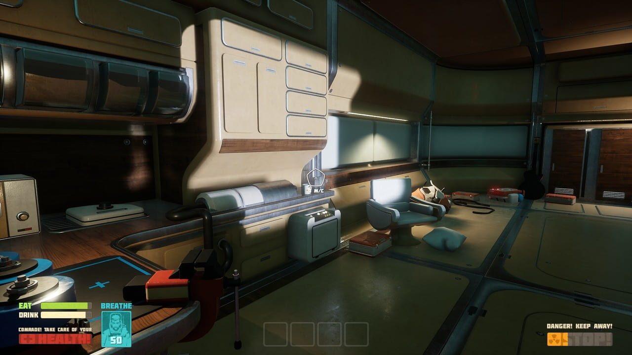 Скриншот Breathedge (2018) PC