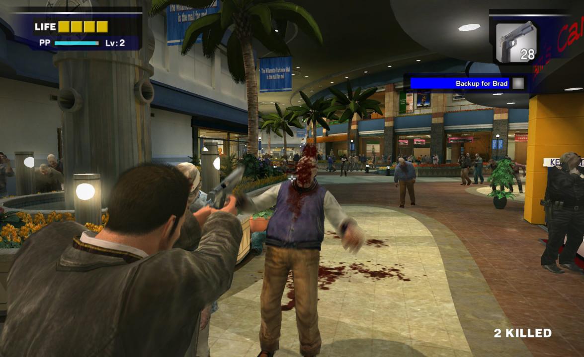 Скриншот Dead Rising (2016) PC