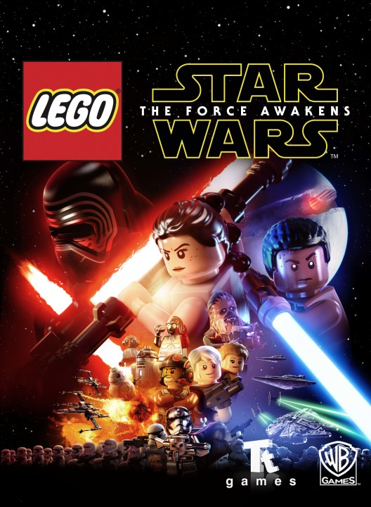 LEGO Star Wars: The Force Awakens - Deluxe Edition [v.1.0.3] (2016) PC