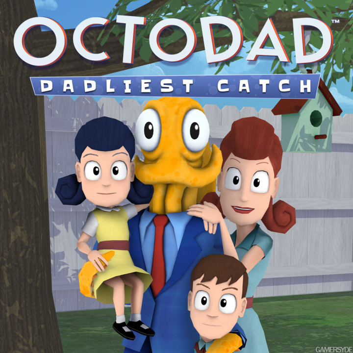 Octodad: Dadliest Catch [v 1.2.17060] (2014) PC | RePack от R.G. Механики