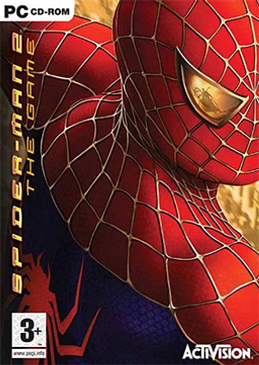 Человек-Паук 2 / Spider-Man 2 - The Game (2004) PC