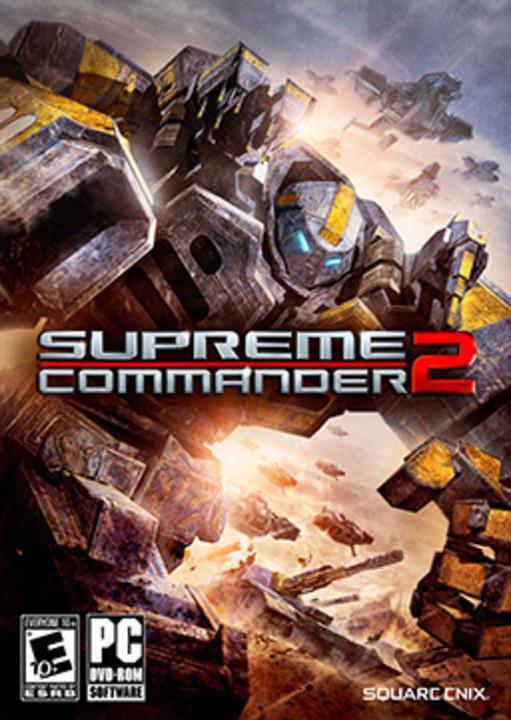 Supreme commander trilogy repack от r. G. Механики.