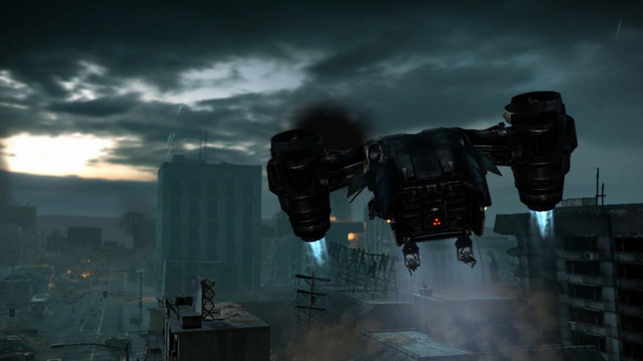 Скриншот Terminator Salvation The Video Game (2009) PC   RePack от R.G. Механики